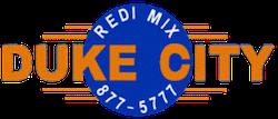 Duke City Redi Mix logo